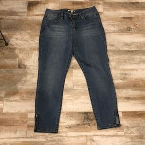 Cabi Cropped Jeans